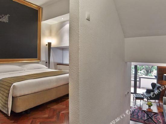 良木園酒店(Goodwood Park Hotel)柏寧複式套房
