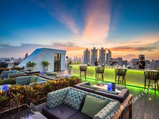 曼谷天空風景酒店(Compass SkyView Hotel Bangkok)酒吧