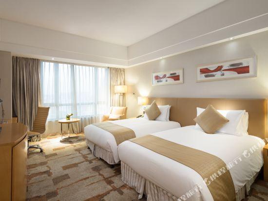 東莞石碣富盈酒店(Cinese Hotel Dongguan Shijie)豪華雙床房