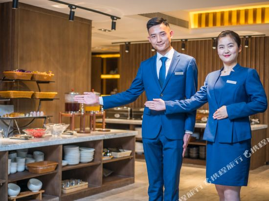 美豪麗致酒店(深圳福田會展中心店)(Mehood Lestie Hotel (Shenzhen Futian Convention and Exhibition Center))餐廳