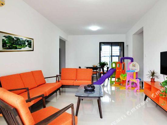 Q加·泰萊童趣主題公寓(珠海橫琴海洋王國店)(Q+ Tailai Tongqu Theme Apartment (Zhuhai Chimelong Ocean Kingdom))迪士尼童趣大套房
