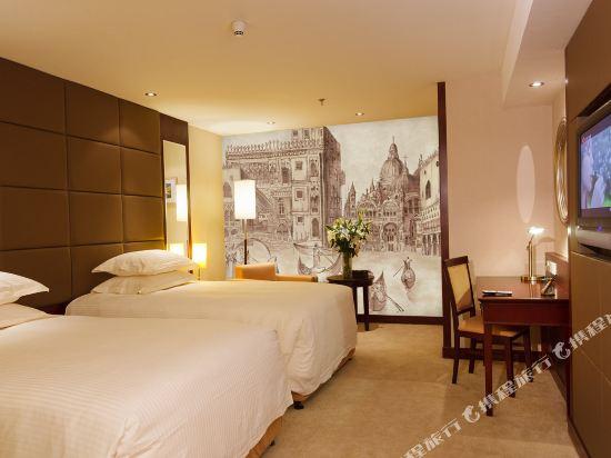 杭州馬可波羅濱湖酒店(Merchant Marco Edgelake Hotel)特惠房