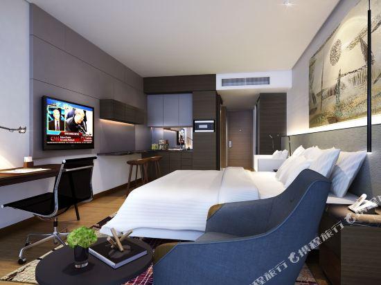 吉隆坡源宿酒店(Element Kuala Lumpur by Westin)工作室