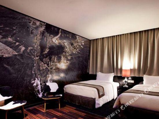 豪麗勝酒店(Horizon Hotel)豪華海景雙床房