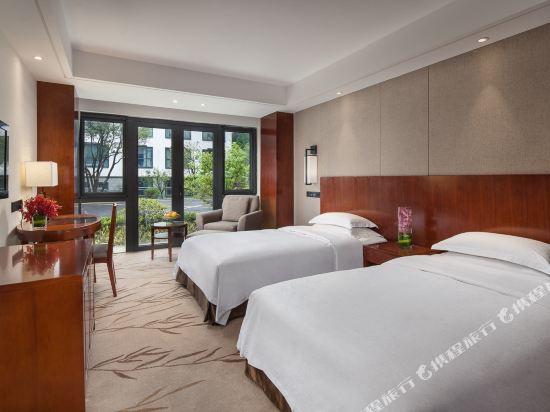 杭州三台山莊(Sunday Sunny Resort)靜怡雙床房