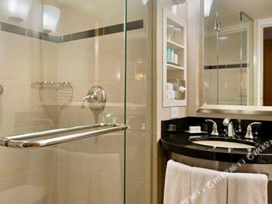 紐約市中心希爾頓酒店(New York Hilton Midtown)都市特大床房