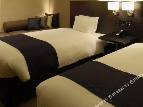 札幌格蘭大酒店(Sapporo Grand Hotel)東樓舒適高級雙床房