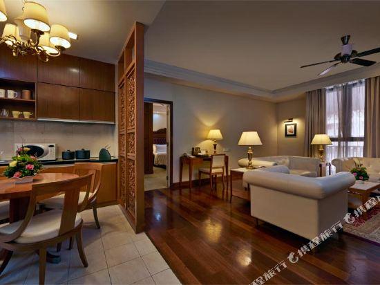 吉隆坡皇家朱蘭酒店(Royale Chulan Kuala Lumpur)一卧室公寓