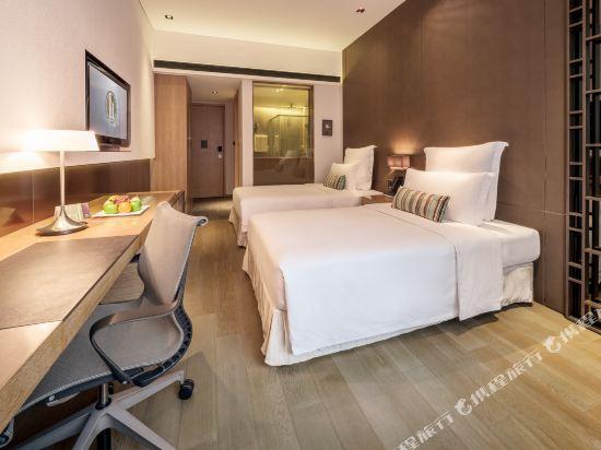 如心艾朗酒店(L'hotel élan)四人連通房