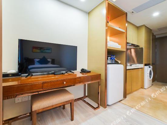 珠海伯瑞灣濱江酒店公寓(Bo Rui Wan Binjiang Condo Hotel)高級單人間