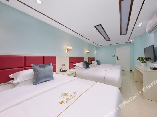 維也納斯酒店·精選(廣州新白雲國際機場店)(Wei Ye Na Si & Hotel (Guangzhou New Baiyun International Airport))精選商旅三床房