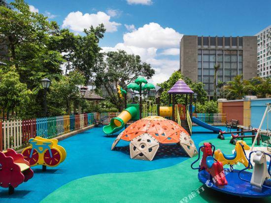 澳門金麗華酒店(Grand Lapa Hotel Macau)兒童樂園/兒童俱樂部
