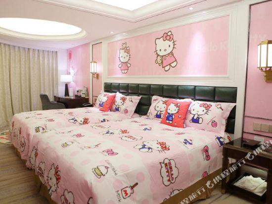 杭州中維香溢大酒店(Zhongwei Sunny Hotel)HELLO KITTY