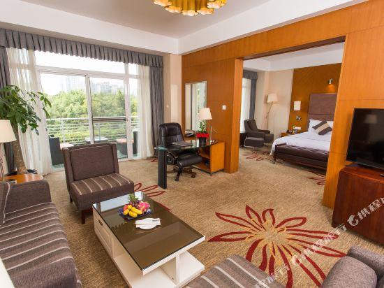 深圳博林聖海倫酒店(St.Helen Hotels)豪華園景套房