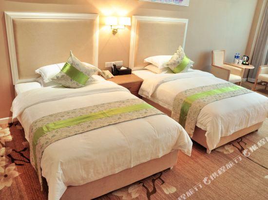 珠海凱迪克酒店(Catic Hotel)豪華商務雙床房