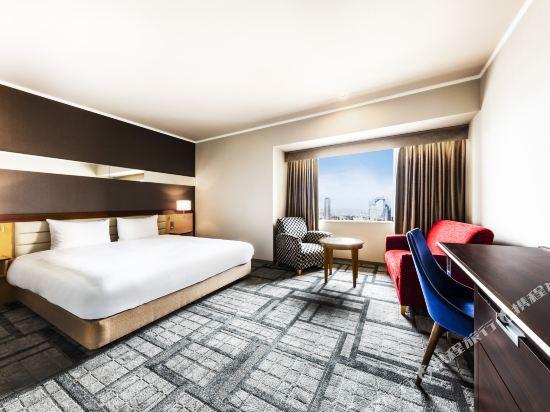 大阪阪神酒店(Hotel Hanshin Osaka)豪華大床房