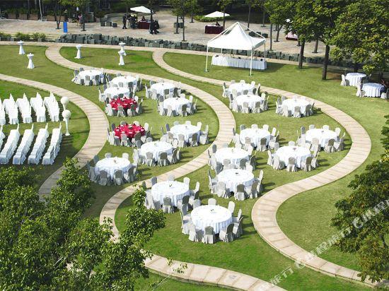 香港數碼港艾美酒店(Le Méridien Cyberport)婚宴服務