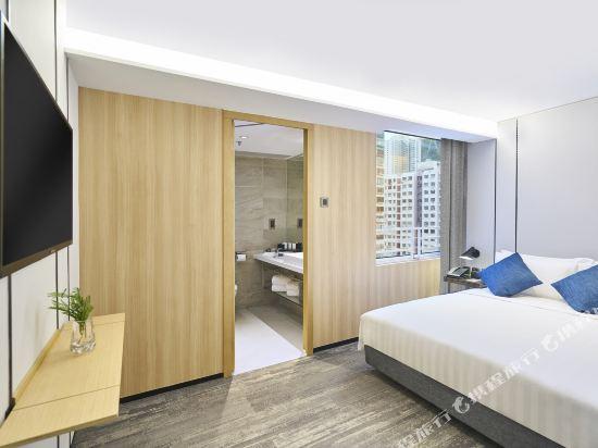 悅品酒店(荃灣店)(Hotel COZi Oasis)高級悅品大床房