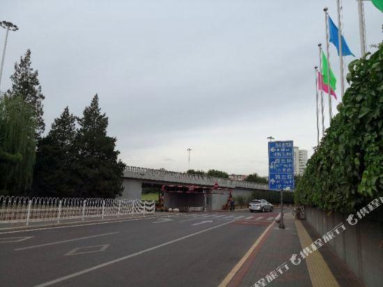 北京京都信苑飯店(Beijing Xinyuan Hotel)周邊圖片