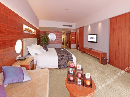 廣州長隆酒店(Chimelong Hotel)白虎房