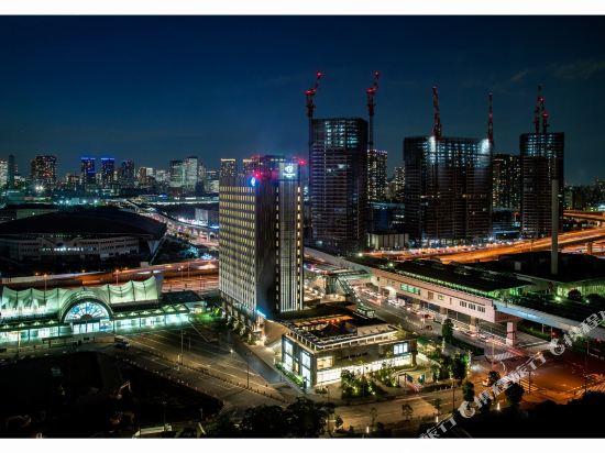東京有明大和ROYNET酒店(Daiwa Roynet Hotel Tokyo Ariake)外觀