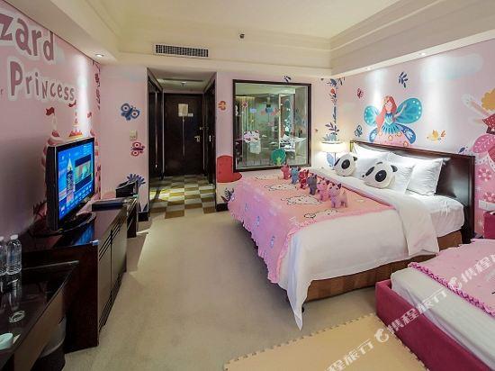 杭州開元名都大酒店(New Century Grand Hotel Hangzhou)精靈公主親子房