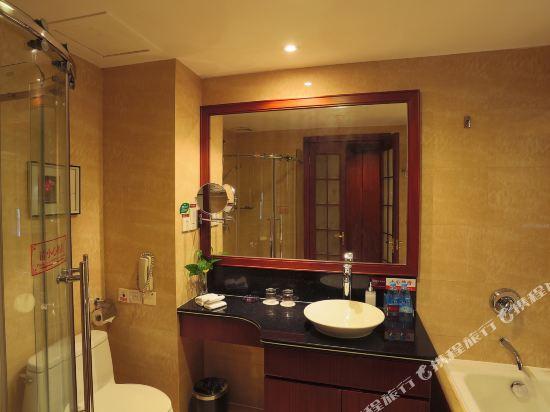 深圳財富酒店(Fortune Hotel)高級大床房