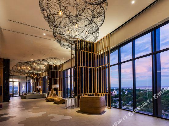 華欣瓦納納瓦假日酒店&度假村(Holiday Inn Resort Vana Nava Hua Hin)公共區域
