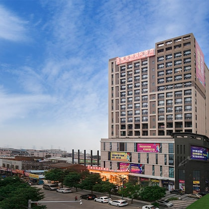 Vienna International Hotel (Xiaolan Jucheng International Plaza)