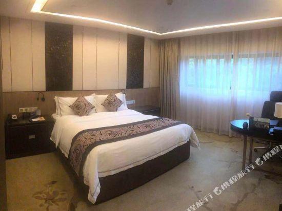 溧陽涵田度假村酒店(Hentique Resort & Spa)普通大床房