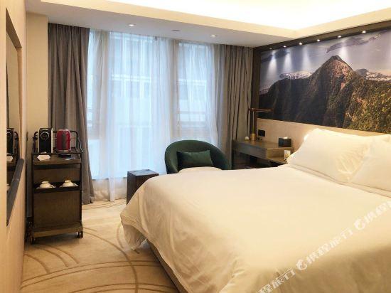 香港粵海酒店(GDH Hotel)智能房