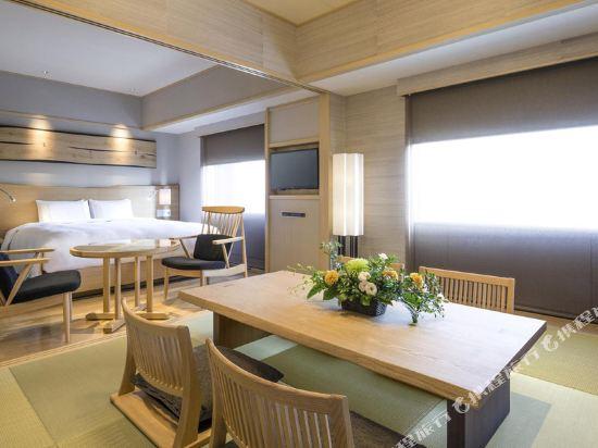 大阪南海瑞士酒店(Swissotel Nankai Osaka)Waon套房