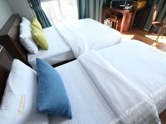 首爾忠武路公寓(Chungmuro Residence & Hotel Seoul)家庭房