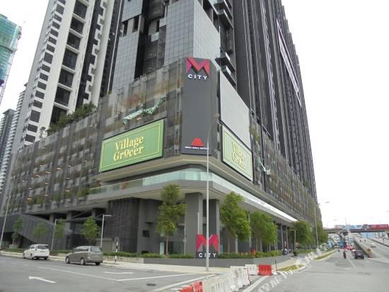 吉隆坡安邦路M城KLCC舒適屋公寓