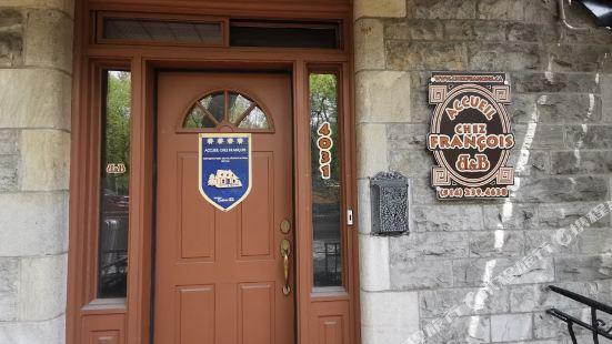 Accueil Chez Francois B&B