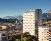 歐洲薩爾茨堡奧地利流行酒店