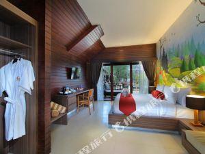 龍目島潘達瓦灘別墅度假酒店(Pandawa Beach Villas & Resort Lombok)
