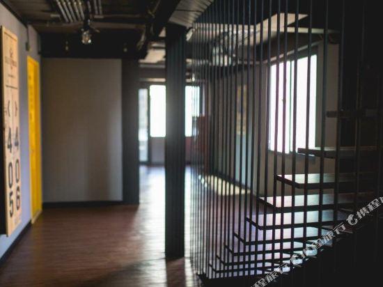 素坤逸膠囊22號旅舍(Sleepbox Sukhumvit 22 Hostel)公共區域
