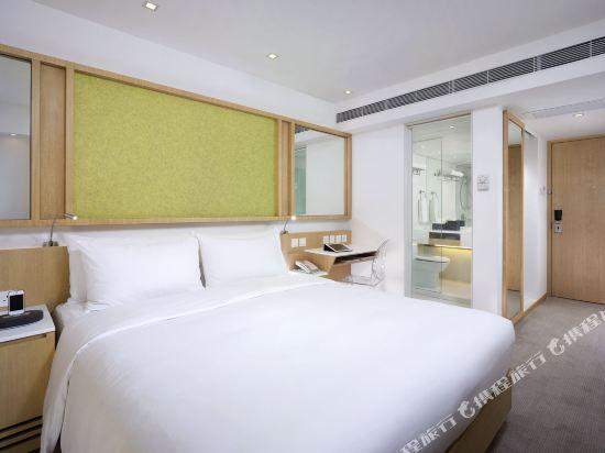 香港逸東酒店(Eaton HK)相連家庭套房(無窗)