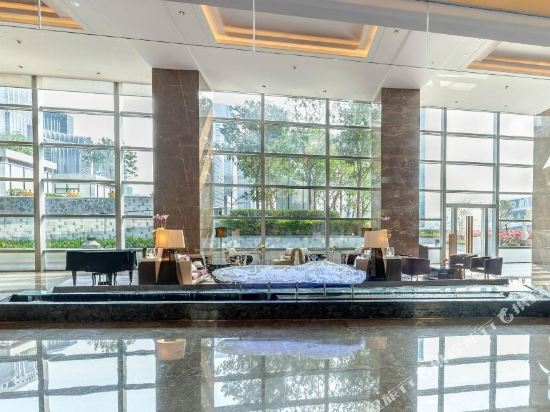 深圳四季酒店(Four Seasons Hotel Shenzhen)大堂吧