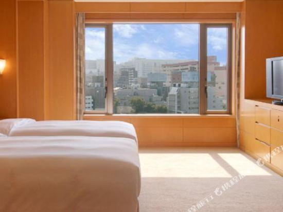 福岡君悅酒店(Grand Hyatt Fukuoka)君悅行政套房(雙床)