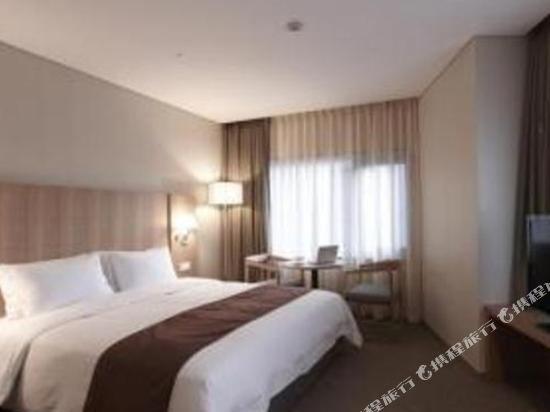 九老貝斯特韋斯特精品酒店(Best Western Premier Guro Hotel)套房