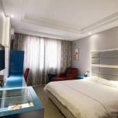 衢州藍庭薇閣精品酒店