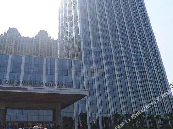 東莞萬達文華酒店外觀