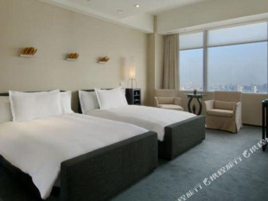 東京柏悅酒店(Park Hyatt Tokyo)外交家套房