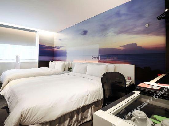 新驛旅店(台北車站三館)(CityInn Hotel Taipei Station Branch III)温馨家庭房