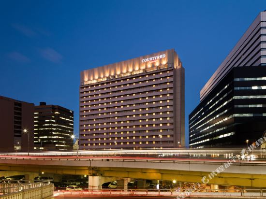 新大阪車站萬怡酒店(Courtyard by Marriott Shin-Osaka Station)