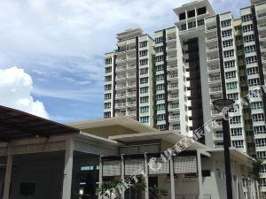 山打根婆羅洲斯里萬達公寓(Borneo Holiday@Sri Utama Condo Sandakan)