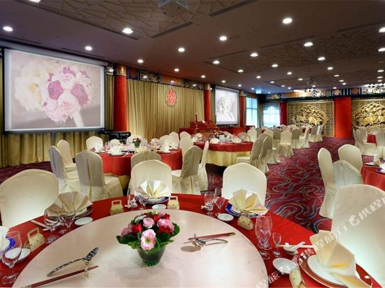 台北圓山大飯店(The Grand Hotel)餐廳