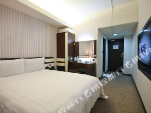 塔木德連鎖(台中公園館)(Talmud Business Hotel Gong Yuan Branch)